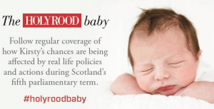 holyrood baby