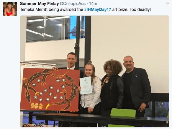 ihmayday art prize