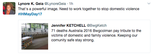 lynore family violence