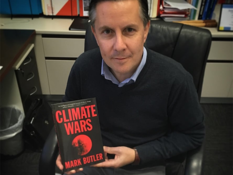 Climate Wars: A new book