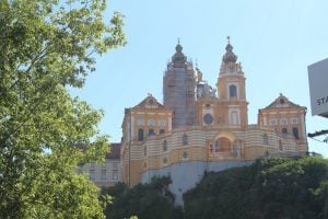 The World Heritage Benedictine Monastery in Melk
