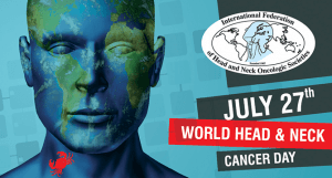 World head and neck cancer day poster