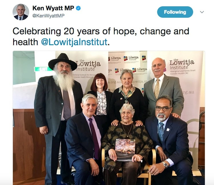 Changing the Narrative: a landmark history for Aboriginal and Torres Strait Islander health research