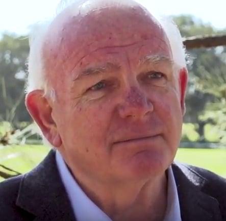 David Hill speaks with journalist Di Martin
