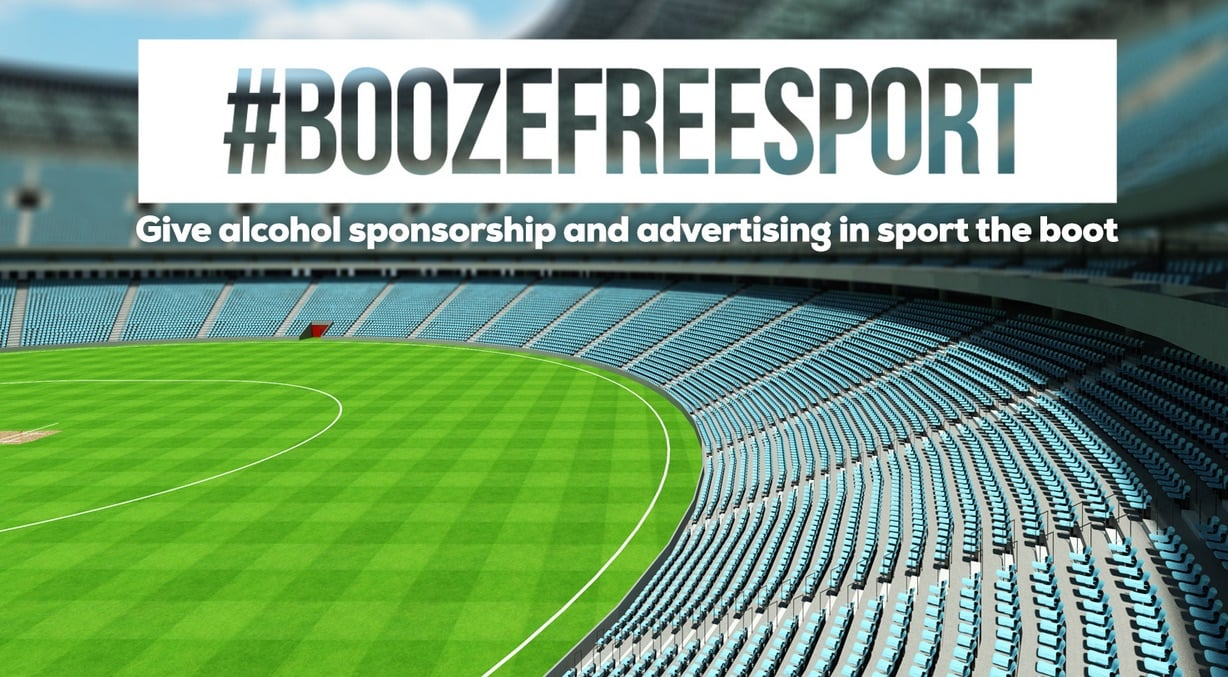 David Hill speaks up for #BoozeFreeSport - and damns sports administrators over moral failures