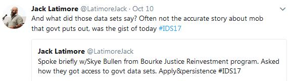 IDS community Bourke