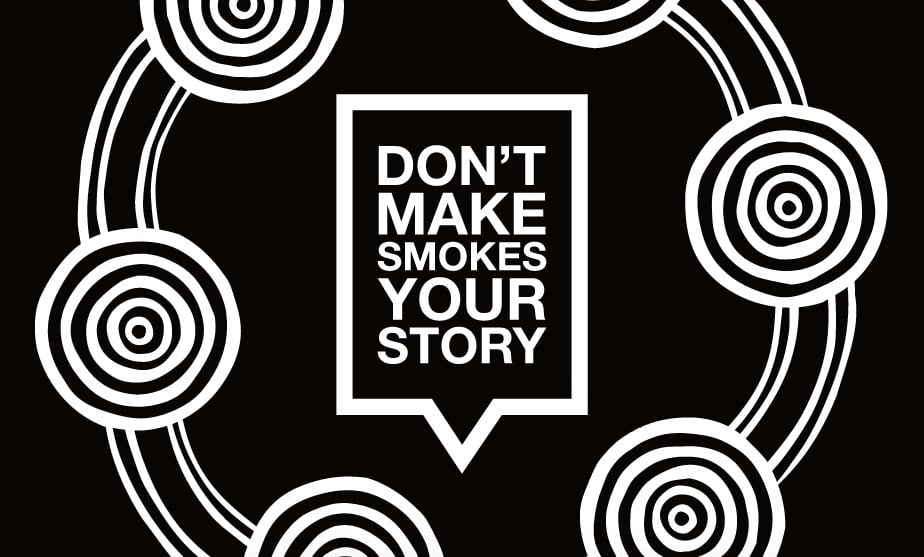 It's time for another type of story about Indigenous smoking rates