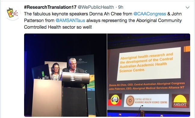 Indigenous health leaders call for support for Uluru Statement and a secure future for premier research institute