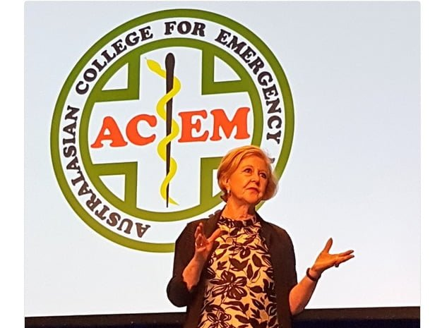 From human rights to disasters, workplace bullying and snake bite management: this new report has it all - #ACEM17