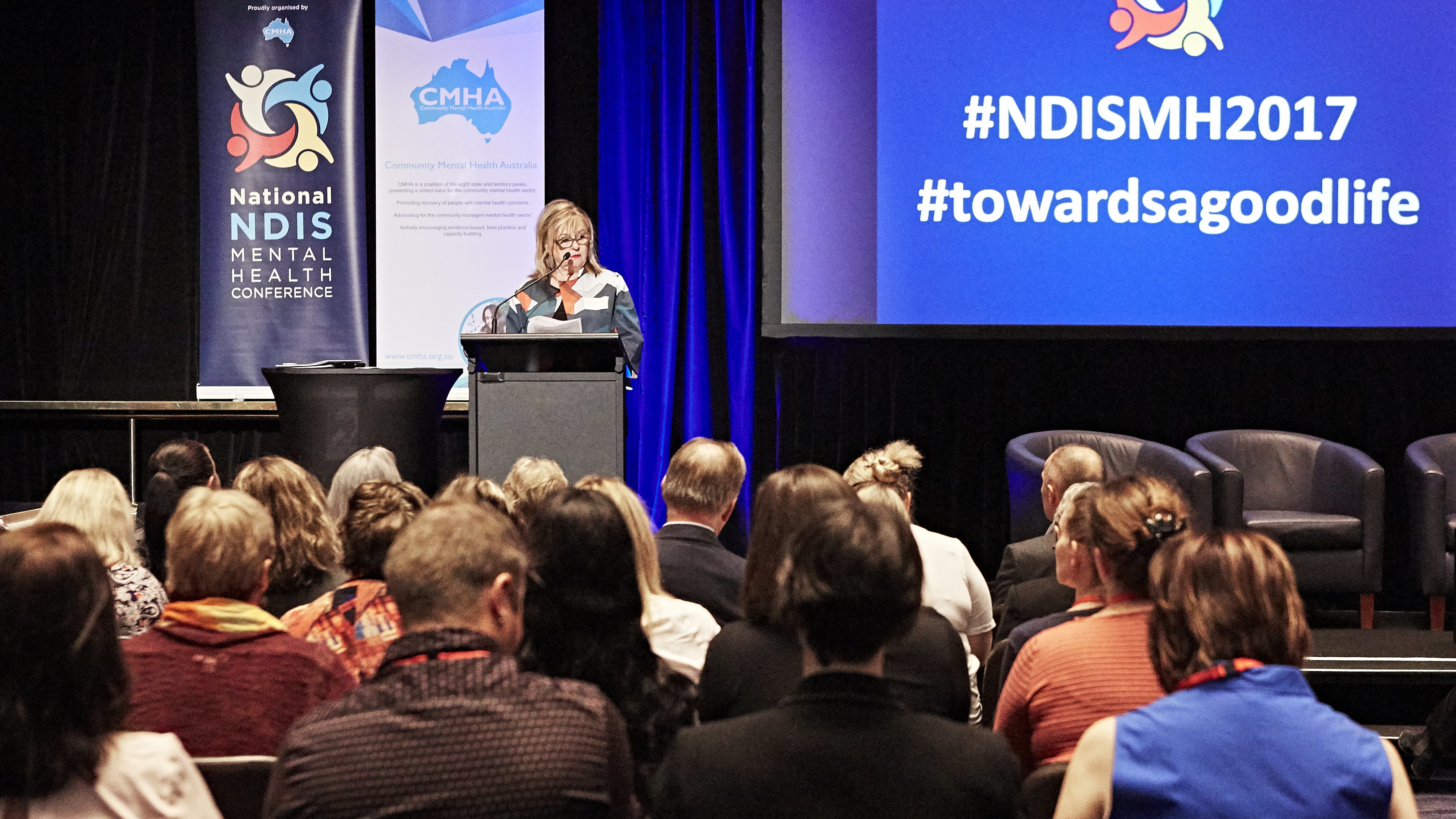 Towards a good life -- plotting a roadmap for the NDIS and community-managed mental health