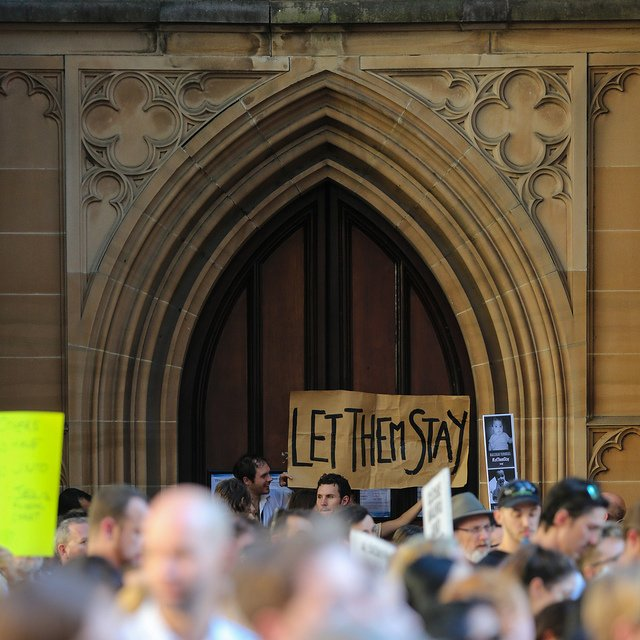 Ten things Australia can do to be a human rights hero