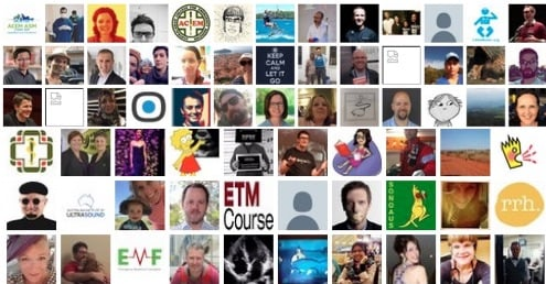A great big Twitter wrap of the latest news and views in emergency medicine - from #ACEM17