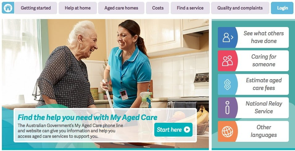 Aged care reforms are not