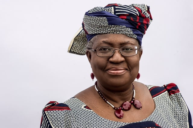 Dr Ngozi Okonjo-Iweala, board chair, Gavi, The Vaccine Alliance