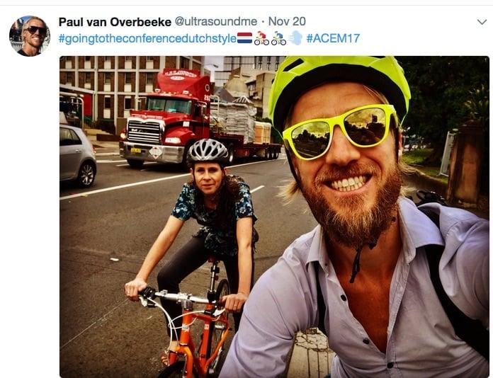 SelfieCycling