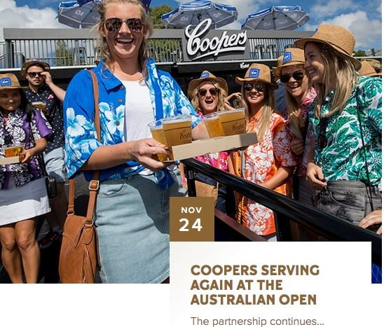 Raising concerns about alcohol and gambling marketing at the Australian Open