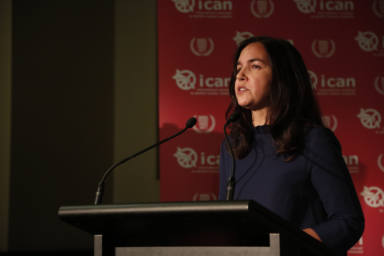 Senator Lisa Singh