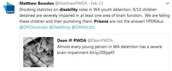 Disability WA PWDA
