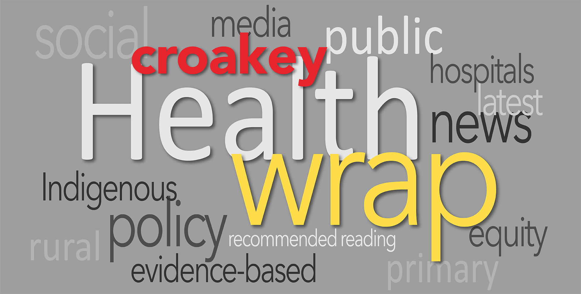 HealthWrap: Focus on multi-morbidity, and the latest news in public health and prevention
