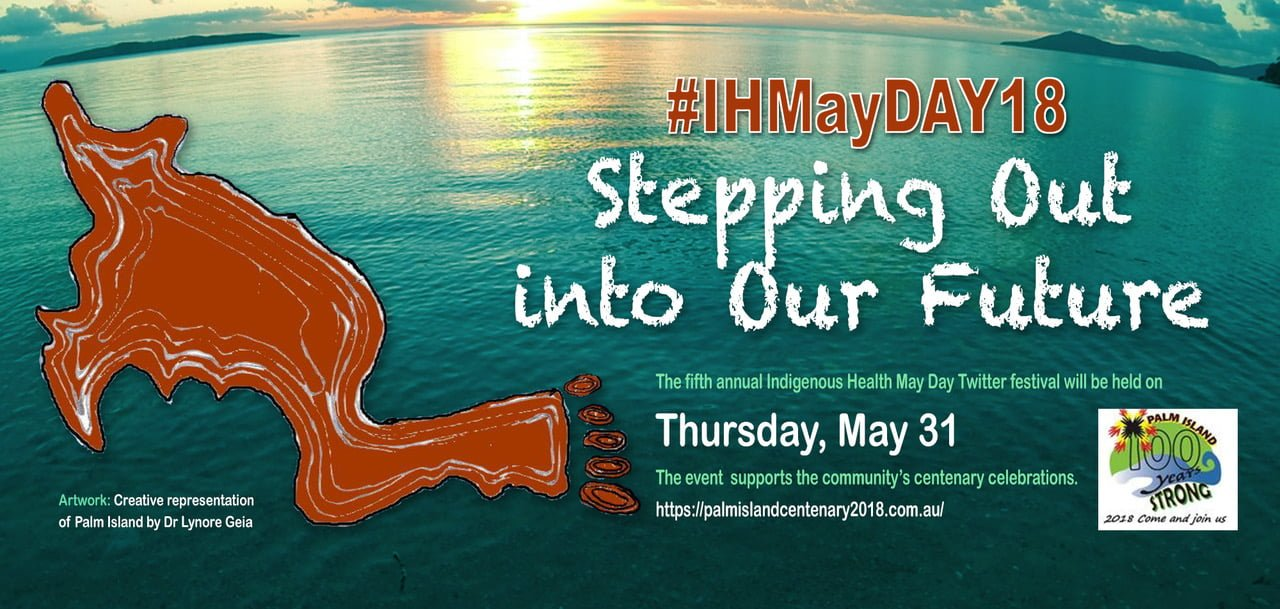"Calling for expressions of interest for #IHMayDay18 – ""Stepping Out into Our Future"""