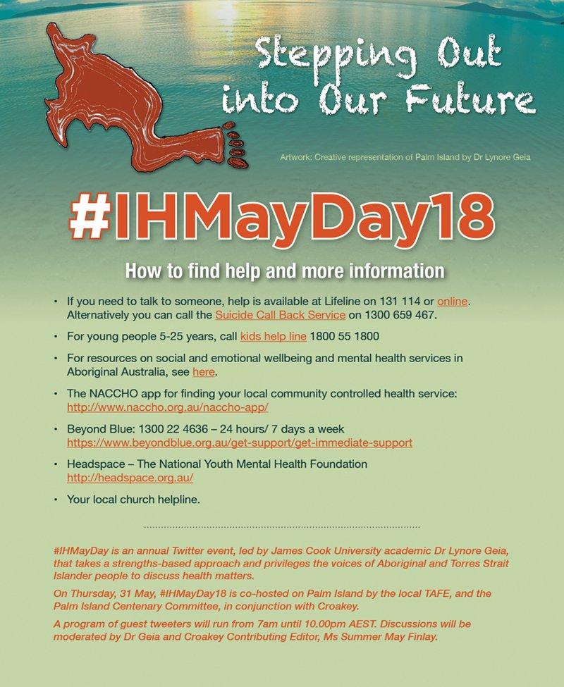 IHMayDay18_TipSheets_help