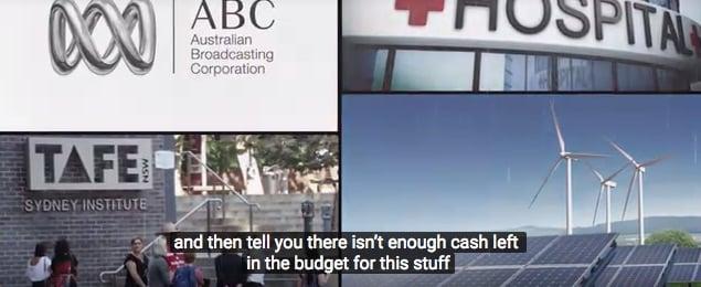 Trickle-down economics -