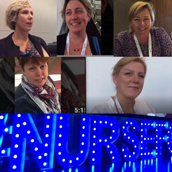 Check out these videos, vox pops and posters from Nurseforce