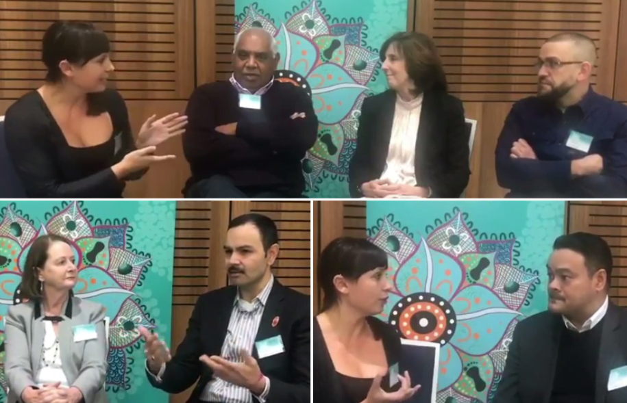 Videos, interviews, tweets, selfies, graphics from the National Indigenous Health Summit