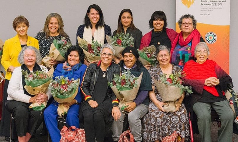 A glorious celebration of Aboriginal and Torres Strait Islander women, long may it continue
