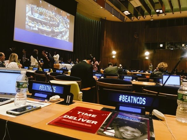 What will it take to get IndigenousNCDs into the UN Declaration and onto the global agenda?