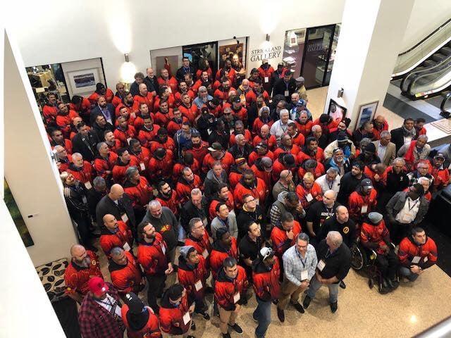 Aboriginal men's health conference: