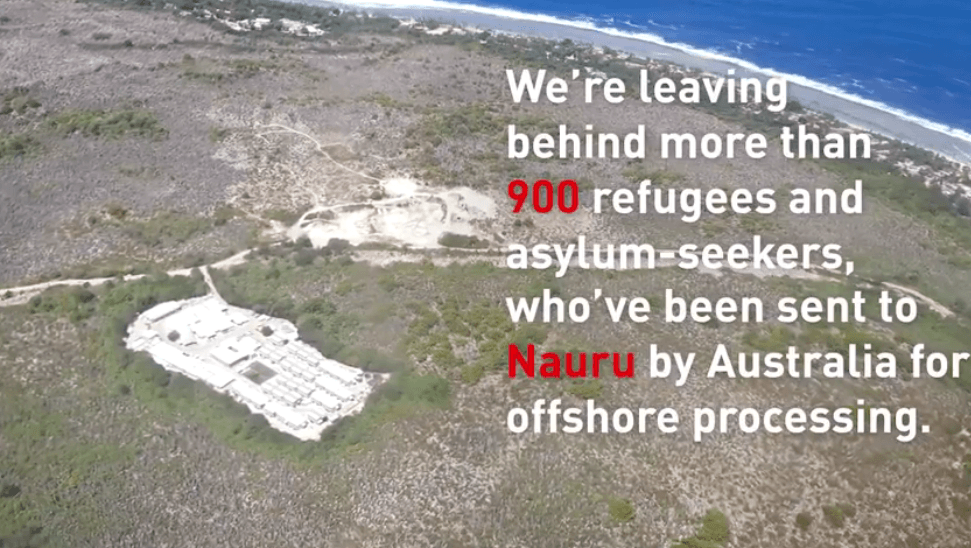 MSF calls for immediate evacuation of all asylum seekers, refugees from Nauru