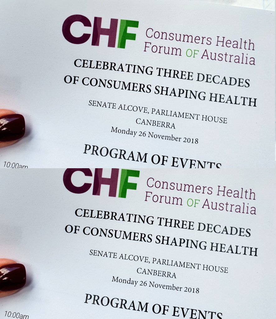30 years of consumers shaping health