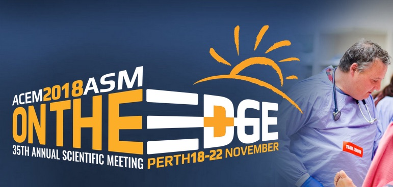 On the edge: #ACEM18 to put a spotlight on doctors' mental health