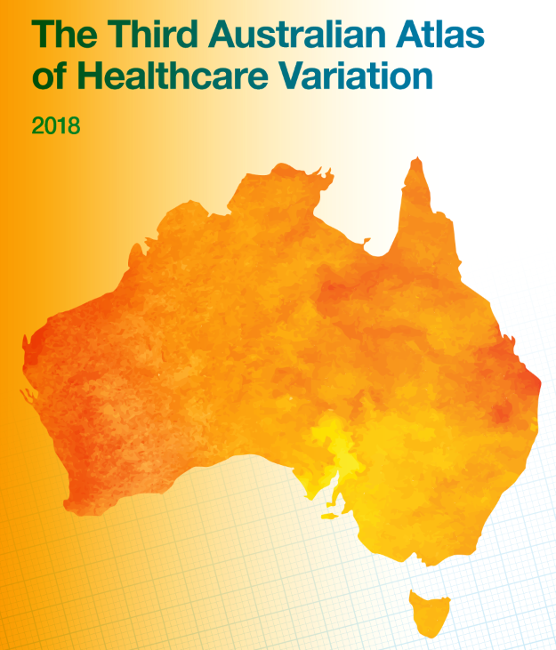 Latest Atlas of healthcare variation highlights caesarean, antibiotic, PPI, antipsychotic rates