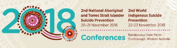 Download your report of #ATSISPC18 and #WISPC18 coverage - sharing knowledge on Indigenous suicide prevention