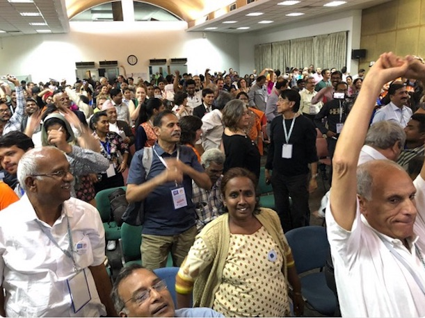 Speaking truth to power, showcasing solidarity, and other news from People's Health Assembly – #PHA4