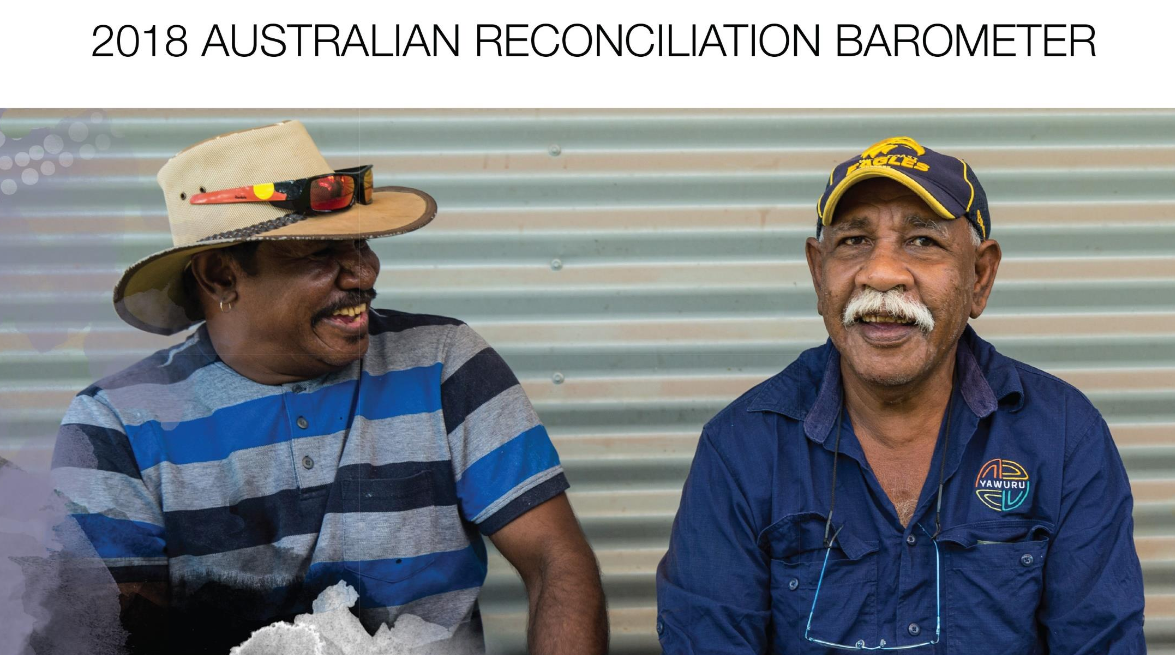 Strong support for historical truth telling, but Reconciliation Barometer also reveals racism