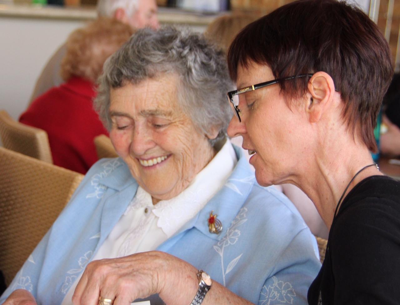 Nurses are vital to the aged care workforce