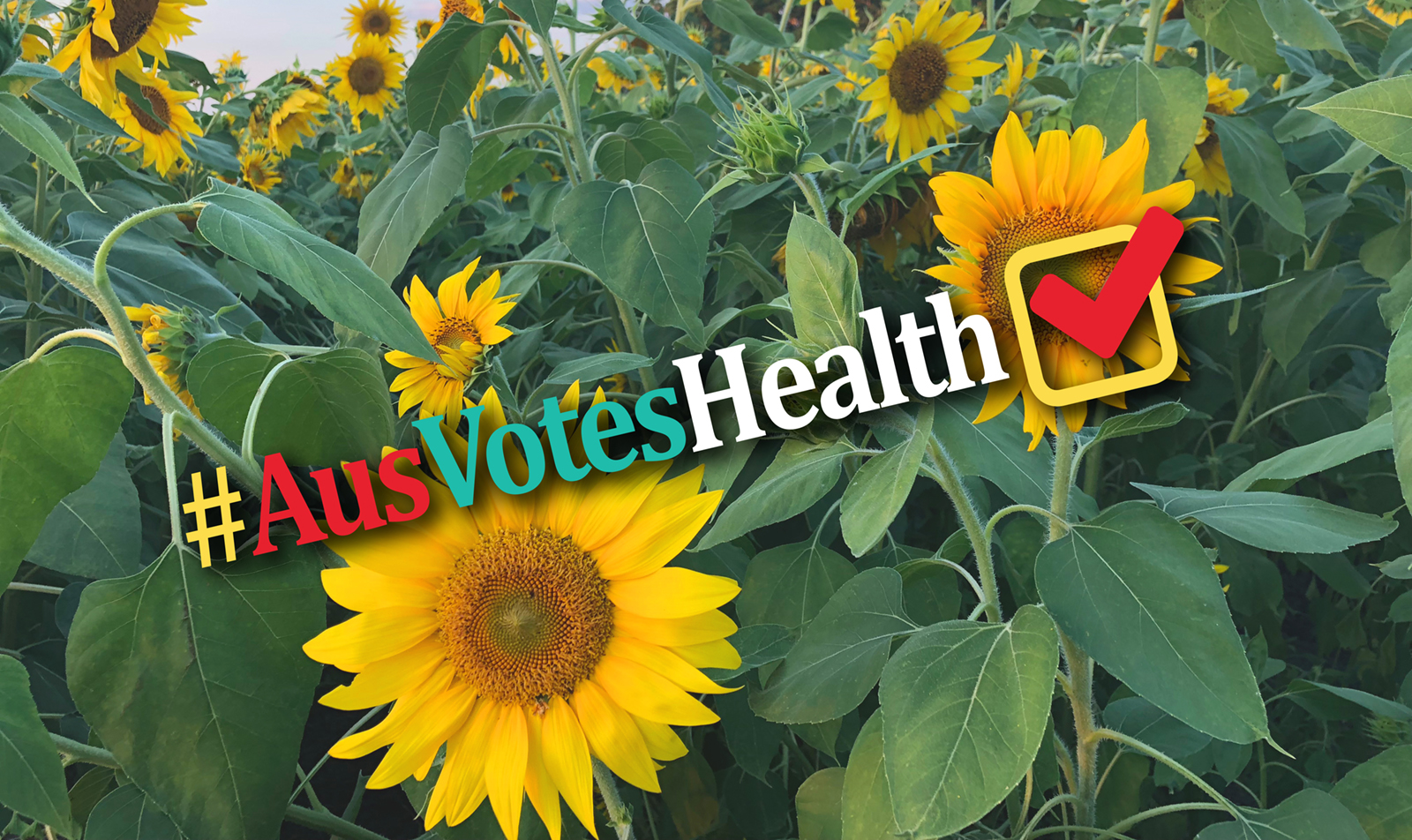 Announcing program for #AusVotesHealth Twitter festival: tune in on 8 May and beyond