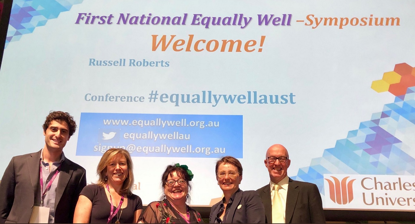 New report from Equally Well Symposium - download your free copy
