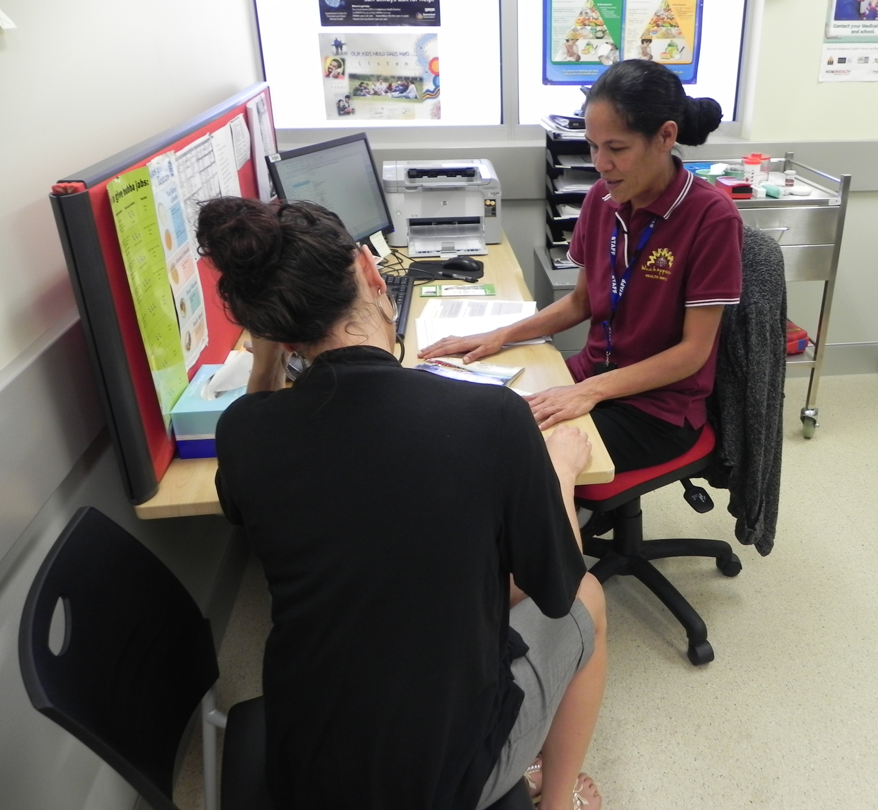 Arresting declining Aboriginal Health Worker numbers essential to Closing the Gap