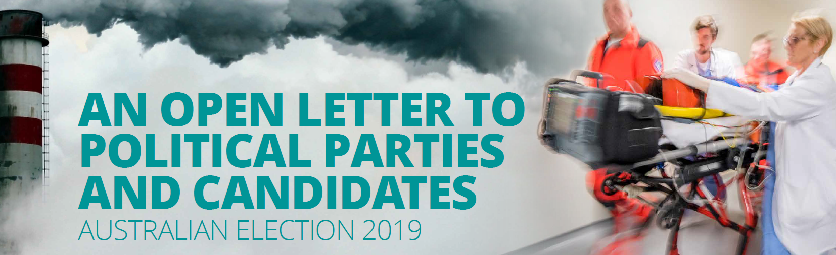 Call for #AusVotesHealth parties, candidates to recognise climate change as