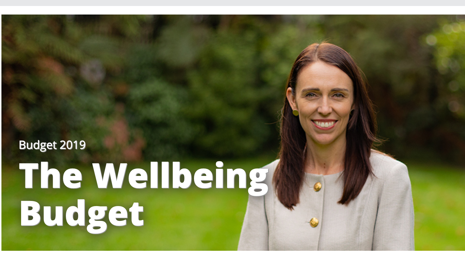 The Wellbeing Budget: What difference might it make?