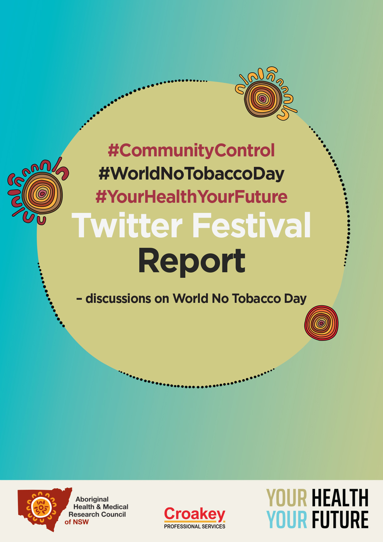 Read all about it! Download the #CommunityControl Twitter Festival report