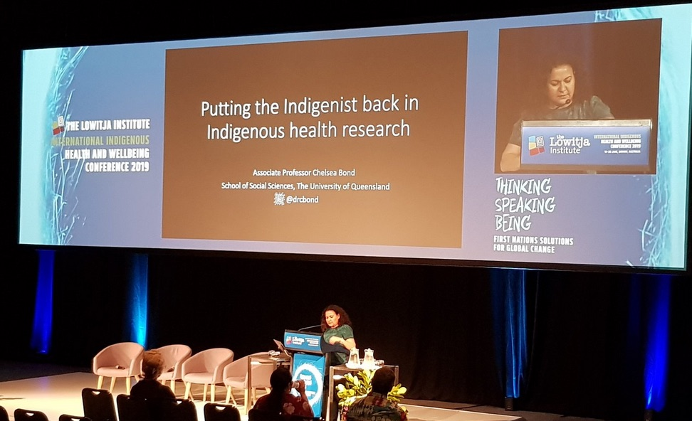 The Inala Manifesto: a call to arms for Indigenous health researchers