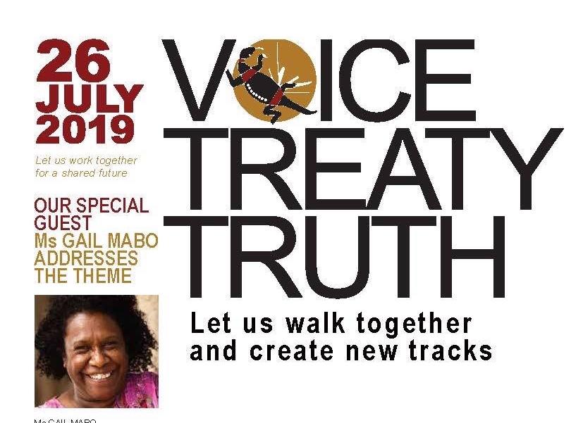 Gandangara voices speak #VoiceTreatyTruth