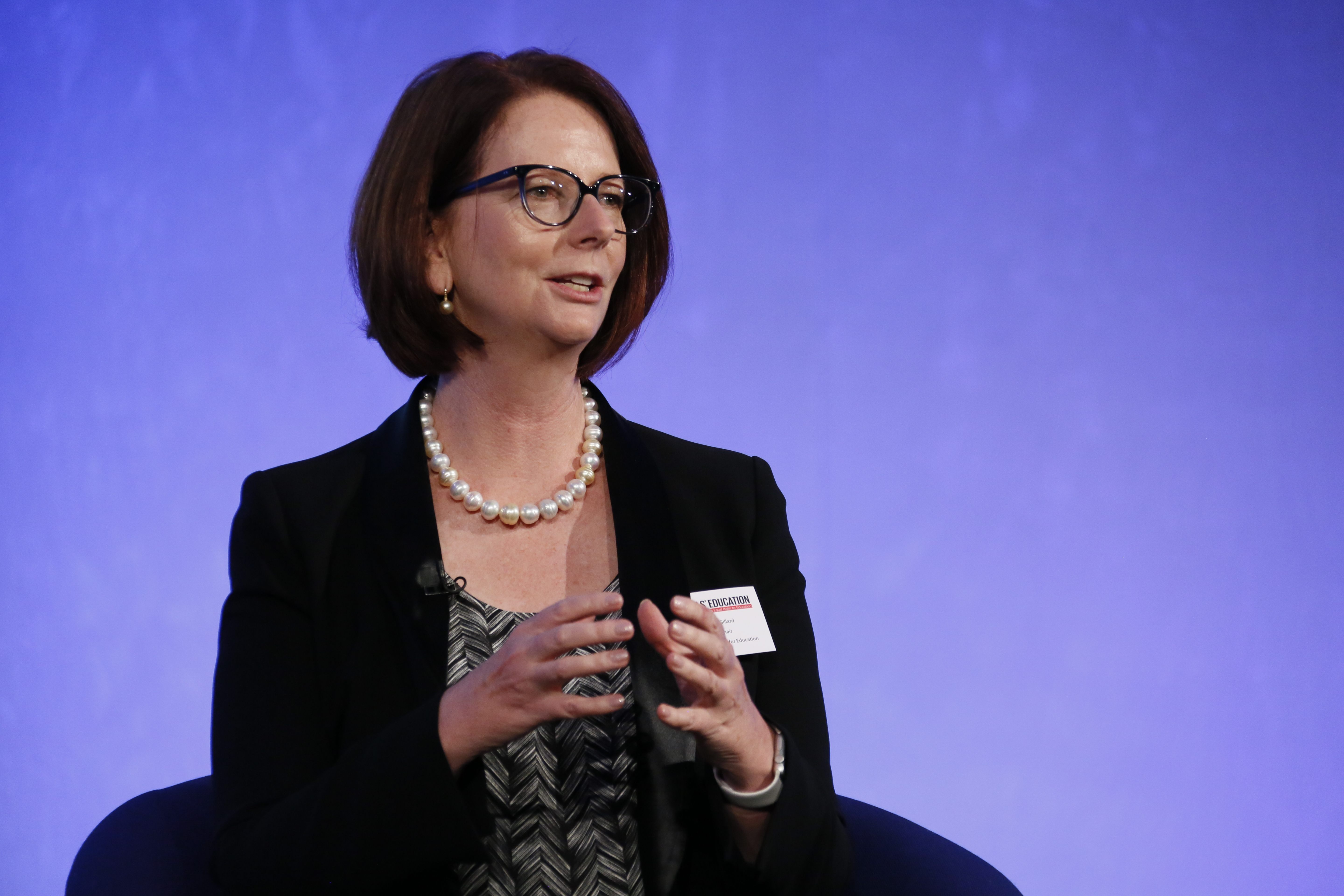 Gillard highlights structural, social determinants as key to Indigenous suicide gap