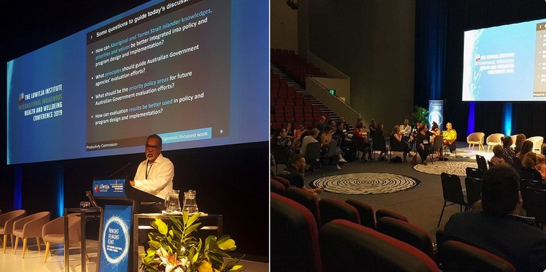 "First Nations solutions for global change – a focus on ""speaking"" at #LowitjaConf2019"