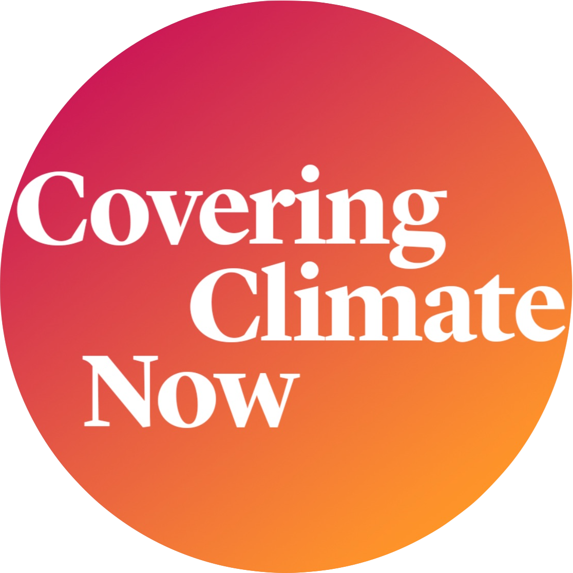 A rolling wrap of #CoveringClimateNow Twitter Festival discussions - part two